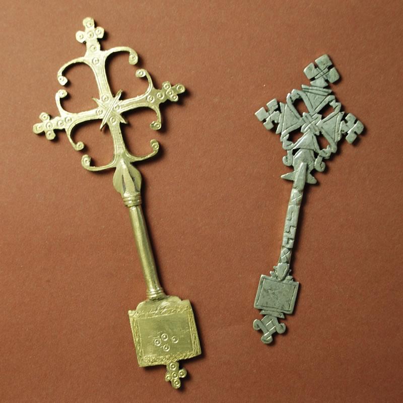Ethiopian Crosses In Feb Mar Elle Decor